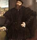 Lotto Lorenzo Portrait of a Gentleman c1530