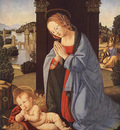 Lorenzo di Credi The Holy Family DSN