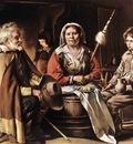 Le Nain Louis Peasant Interior