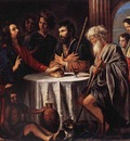 Le Nain Louis The Supper At Emmaus