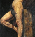 Corinth Lovis Crucified Thief