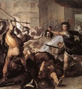 GIORDANO Luca Perseus Fighting Phineus And His Companions
