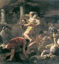 Giordano Luca Il ratto delle Sabine