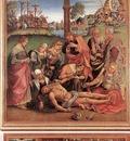 SIGNORELLI Luca Lamentation Over The Dead Christ