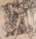 SIGNORELLI Luca Study Of Nudes