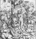cranach lucas the elder adam and eve