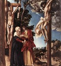 CRANACH Lucas the Elder Crucifixion