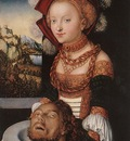 cranach lucas the elder salome