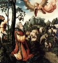 CRANACH Lucas the Elder The Annunciation To Joachim