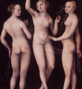 CRANACH Lucas the Elder The Three Graces