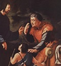 Christ Healing the Blind detail WGA