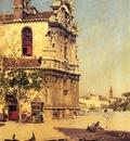 Ortega Martin Rico Y A View Of Venice