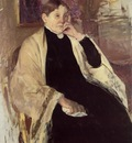 Cassatt Mary Mrs  Robert S  Cassatt aka Katherine Kelson Johnston Cassatt