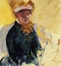 Cassatt Mary Self Portrait