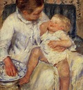 Cassatt Mary The Child s Bath