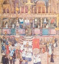Prendergast Easter Procession St  Mark s