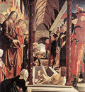 PACHER Michael St Wolfgang Altarpiece Resurrection Of Lazar