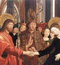 PACHER Michael The Engagement Of Virgin