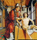 Pacher Michael St Augustine Freeing A Prisoner