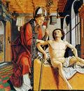 Pacher Michael St Augustine Freeing A Prisoner
