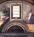 LunetteXI Sistine Chapel EUR