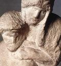 Michelangelo Pieta Rondanini detail1