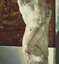 Michelangelo Slave young