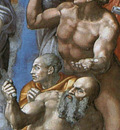 Michelangelo The Last Judgement detail2a