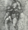 Study for a Holy Family with the Infant St John