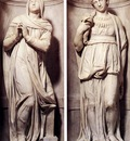 Tomb Julius Rachel Leah detail EUR