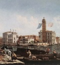 MARIESCHI Michele The Grand Canal with the Fishmarket