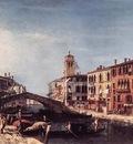 MARIESCHI Michele View of the Rio di Cannareggio