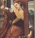 MORETTO da Brescia Allegory Of Faith
