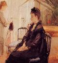 Morisot Berthe Interior