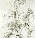 SCHWIND Moritz von Landscape With Wanderer