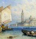 Foster Myles Birket San Giorgio Maggiore Venice