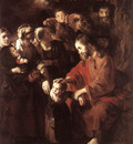 MAES Nicolaes Christ Blessing the Children