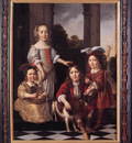 MAES Nicolaes Portrait of Four Children