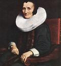 MAES Nicolaes Portrait of Margaretha de Geer Wife of Jacob Trip