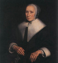 maes nicolaes portrait of a woman