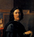 Poussin Nicolas Self Portrait