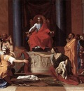 Poussin The Judgment of Solomon