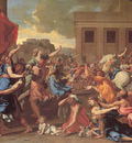 Poussin The Rape of the Sabine Women