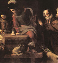 TOURNIER Nicolas Denial Of St Peter