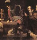 TOURNIER Nicolas Denial Of St Peter