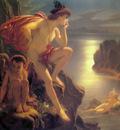 Oberon and the Mermaid JKAM