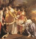 GENTILESCHI Orazio Finding Of Moses