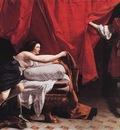 GENTILESCHI Orazio Joseph And Potiphars Wife