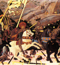 UCCELLO Paolo Niccolo da Tolentino Leads The Florentine Troops