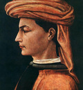UCCELLO Paolo Portrait Of A Young Man